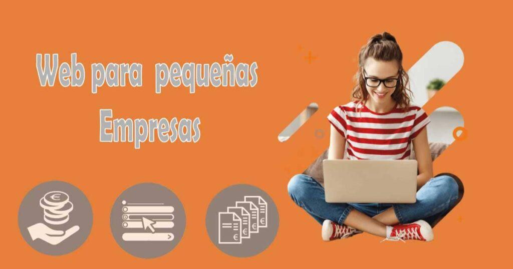 web para pequeñas empresas
